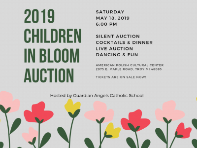 18th Annual Children in Bloom Auction