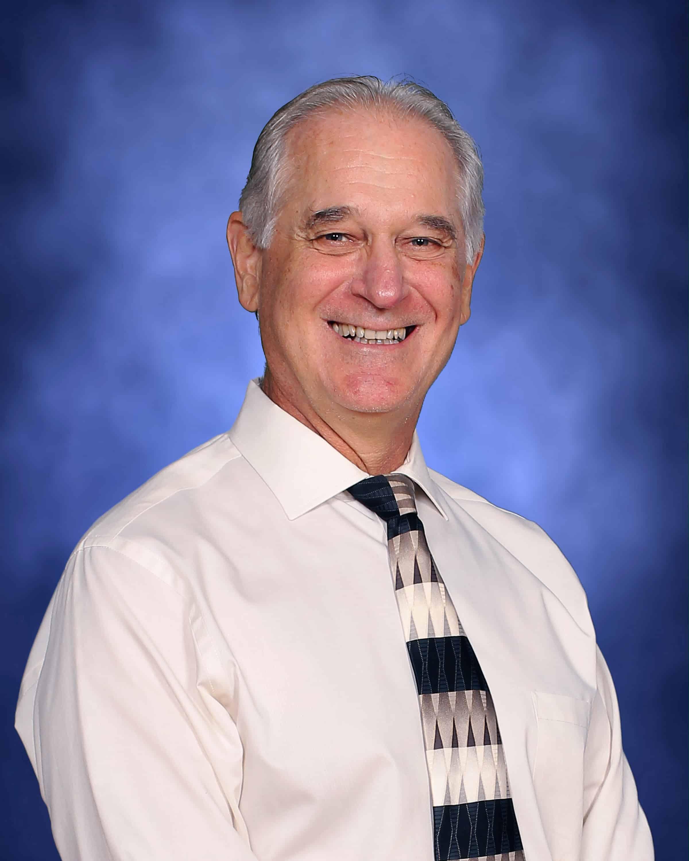 Mr. Stephen Turk : Principal