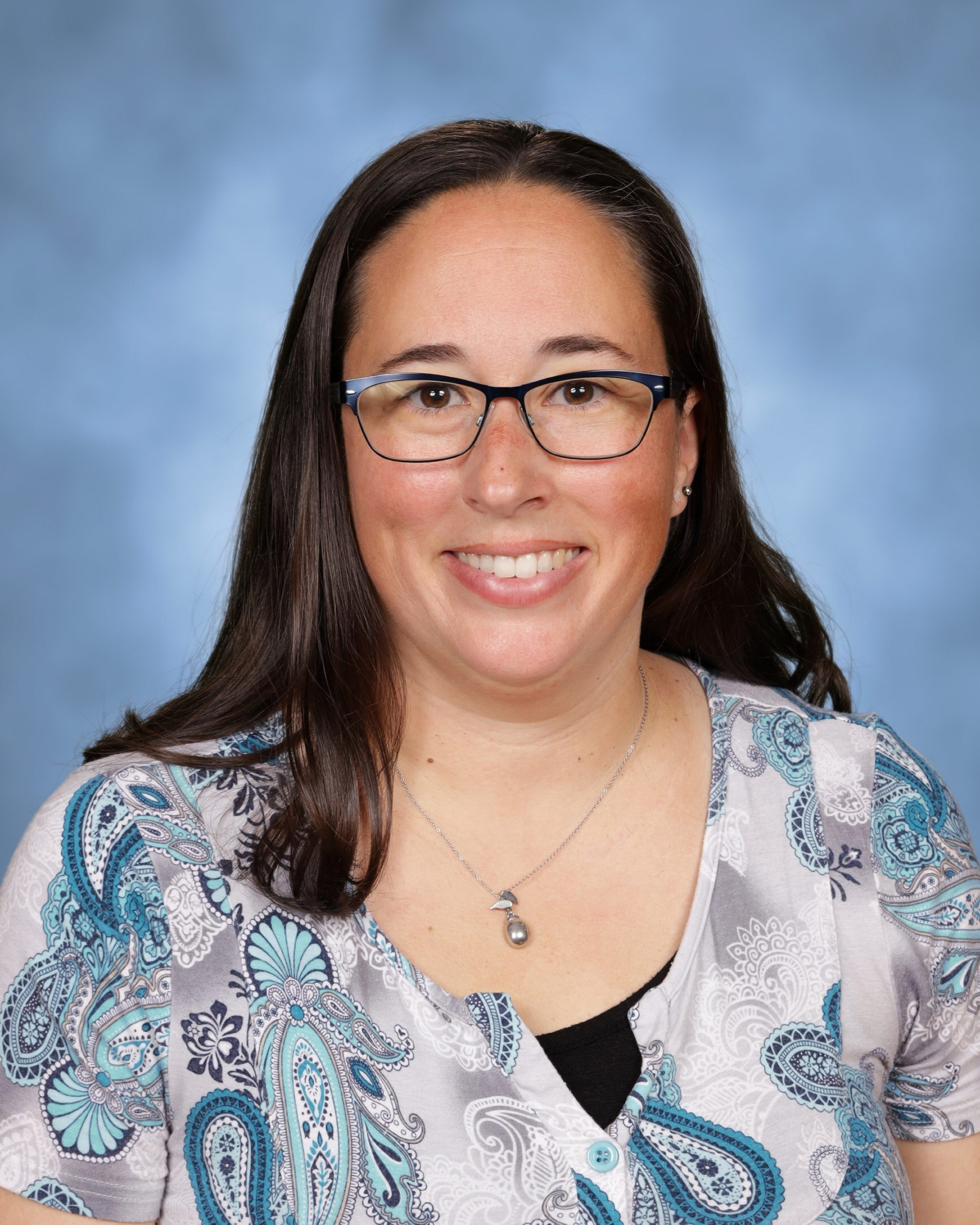 Mrs. Melissa Glinski : Seventh Grade Homeroom (6th-8th Grade Math & 6th-7th Religion) and Learning Spectrum Specialist